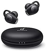 Anker Soundcore Life A2 NC Noise Cancelling Deep Bass Wireless Earbuds with 6-Mic Clear Calls, Fast Charging & 35-Hr Playtime Fr