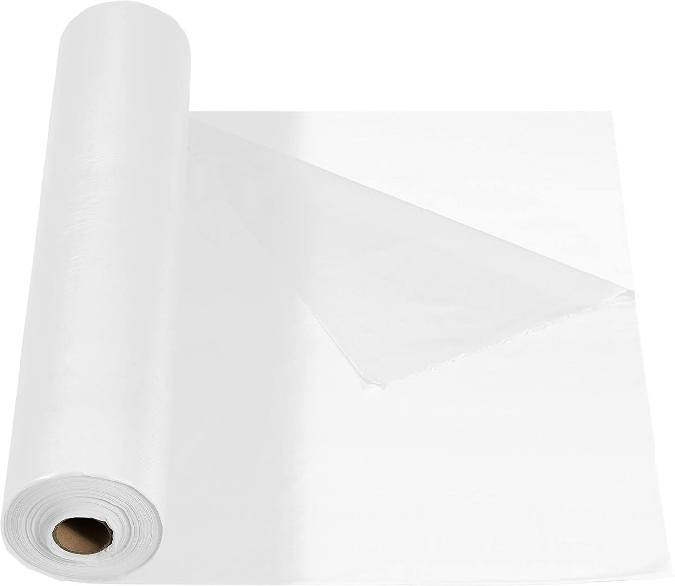 Creative Converting Plastic Table Cover Banquet Roll for $25.10
