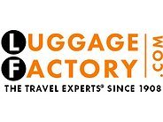 Luggage Factory Coupons