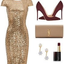 5 Holiday Party Outfits