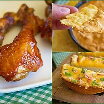 3 Easy Game Day Recipes
