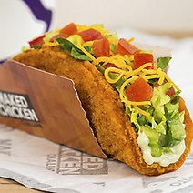Taco Bell is Serving Up Taco Shells Made Of... Fried Chicken?