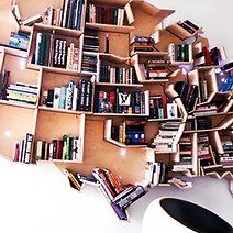 20 Gorgeous Bookshelves Every Book Lover Should Have