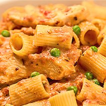 Spicy Chicken Rigatoni - Buca di Beppo Copycat Recipe