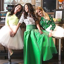 How to Wear Green On St. Patrick's Day Without Looking Like a Leprechaun