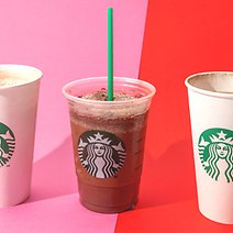 Starbucks' Valentine's Day Drinks Are Back and Sweeter Than Ever
