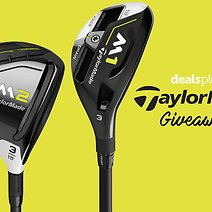 You Pick the Prize in Our TaylorMade Golf Giveaway!