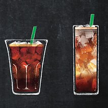 Starbucks Debuted a New Cold Brew Beverage & You're Going to Love It