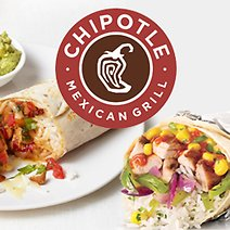 Chipotle to Offer Free Burritos with New Rewards Card