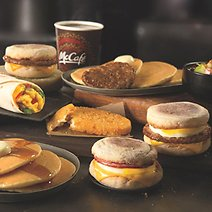McDonald's to Serve McGriddles, McMuffins, and Biscuits All Day