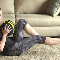 5 Total Workouts With One Kettlebell