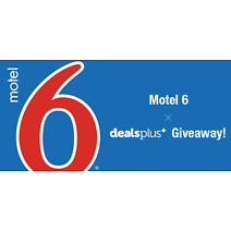 [GIVEAWAY ENDED] Win a FREE 3-Night Stay at Motel 6!