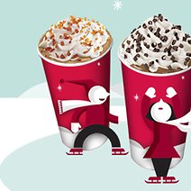 Starbucks' New Beverage is the Holidays in a Cup