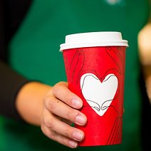 Starbucks Reveals Second New Holiday Cup of the Season