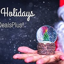 Happy Holidays from DealsPlus!