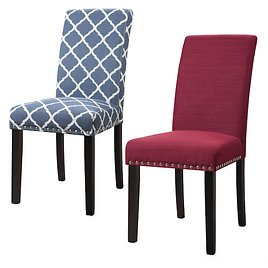 Upholstered Harper Dining Chair (3 Colors)