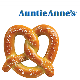 (Today Only!) Free Pretzel at Auntie Anne's + More National Pretzel Day Deals