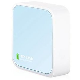 TP-LINK TL-WR802N Wireless N300 Travel Router, Nano Size, Router/AP/Client/Bridge/Repeater Modes, Up To 300Mbps, USB Powered