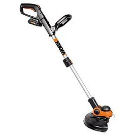 """WORX WG163 GT 3.0 20V Cordless Grass Trimmer/Edger with Command Feed, 12"""" : Patio, Lawn & Garden"""