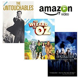 Amazon Movies Rentals For Just 10¢!