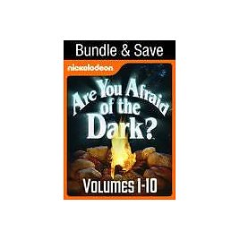 Are You Afraid of The Dark? (Volumes 1-10)