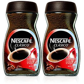 Nescafe Clasico Instant Coffee 7 Oz. (Pack of 2)