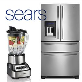 Up to 80% Off Sears Clearance + Overstock Sale