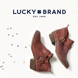 Lucky Brand | Up to 60% Off Tops & Jackets + $25 Off $100