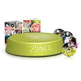 Zumba Fitness Incredible Slimdown DVD System : Sports & Outdoors