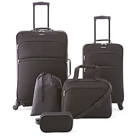 Today Only! Protocol Wagner 4-pc. Luggage Set (2 Colors)