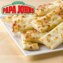 In the new Papa Rewards you earn points 5x faster!