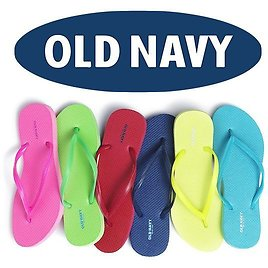Back Again! $1 Flip-Flops Sale (Today Only!)