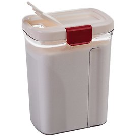 Prep Solutions by Progressive Sugar Keeper Food Storage Container, 2.5 Quarts