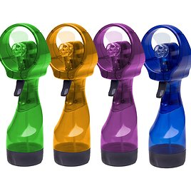 Free Deluxe Water Misting Fan (Just Pay Shipping)
