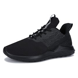 Soulsfeng Men's Breathable Athletic Sports Shoes Lightweight Casual Fashion Sneaker