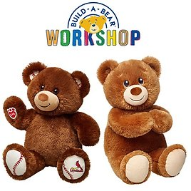 Today Only! $10 Build a Bear Teddy's!
