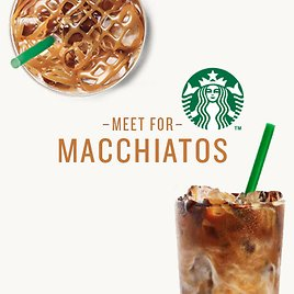 Buy Any Macchiato, Get 1 to Share (Now Live!)