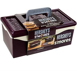 Hershey's S'mores Caddy w/ Tray