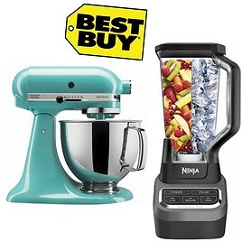 20% Off Select Small Appliances, Vacuums & More!
