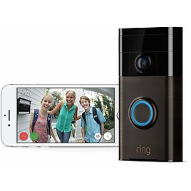 Ring Wi-Fi Enabled Video Doorbell (Used) + Ships Free