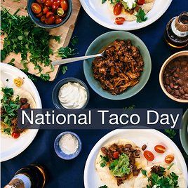 National Taco Day Deals