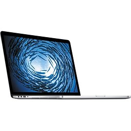 """Apple 15.4"""" Macbook Pro with Retina Display, Intel Core I7-4750HQ 2.0GHz, 8GB DDR3, 256GB Solid State Drive"""