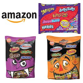 Up to 30% Off Select Halloween Candy