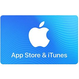 $25 App Store & iTunes Gift Card (E-Delivery)