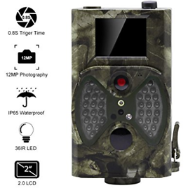 Lightning Deal Distianert Trail Game Camera Wildlife Hunting Camera with Infrared Night Vision for $39.99 & Free Shipping.