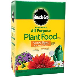 10-Lbs Miracle-Gro All Purpose Plant Food