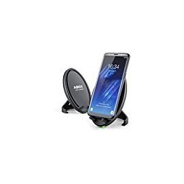 ABOX Fast Wireless Charging Pad Stand with Cooling Fan At $19.74 (20% Off Code)