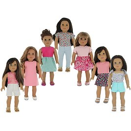 """18"""" American Girl Doll Outfits"""