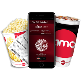 Up to 3 Free Movies & More w/ AMC Stubs A-List