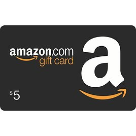 Free $5 Amazon Gift Card with Blood Donation